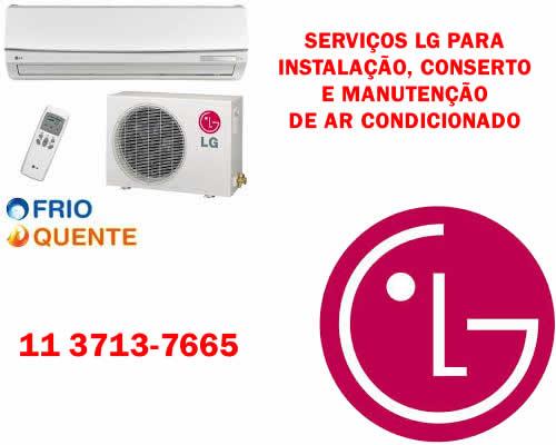 Serviços LG