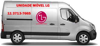 unidade móvel Lg
