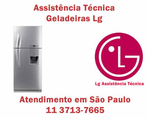 Assistência técnica geladeiras Lg