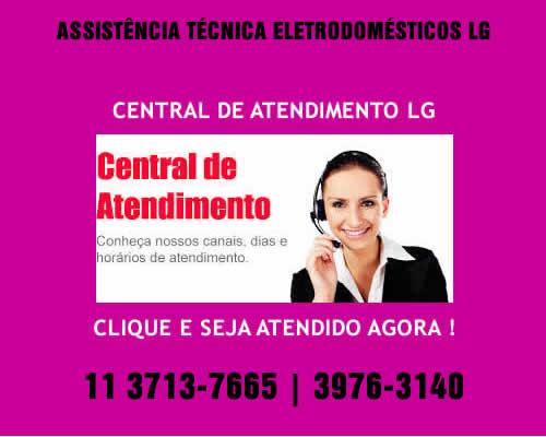 Central de Atendimento Lg