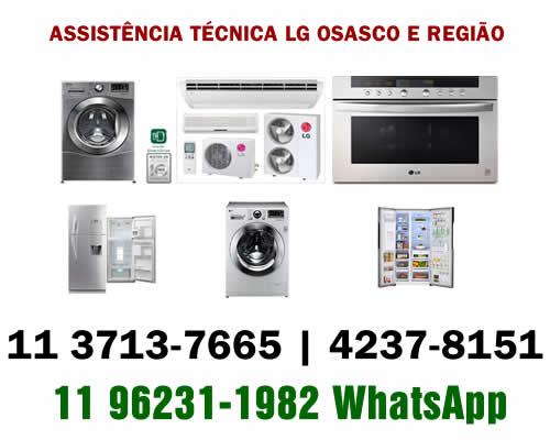 Assistência técnica Lg Osasco