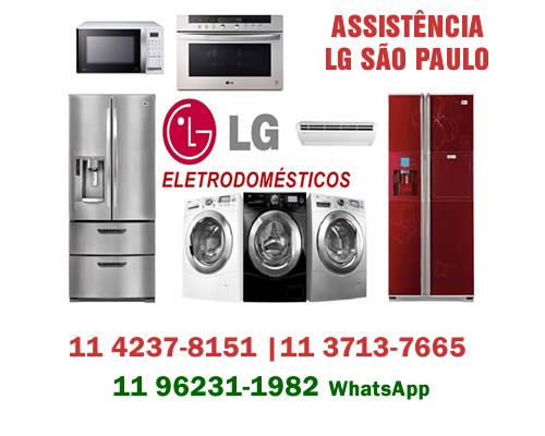 Assistência técnica LG São Paulo